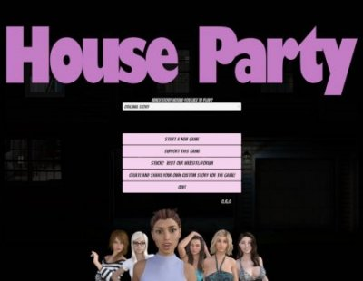 House Party Ver. 0.6.0