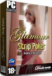 Glamour Strip Poker Video Edition 5