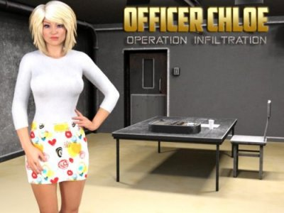 Officer Chloe Operation Infiltration 0.98a