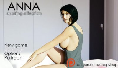 Anna Exciting Affection 1.7